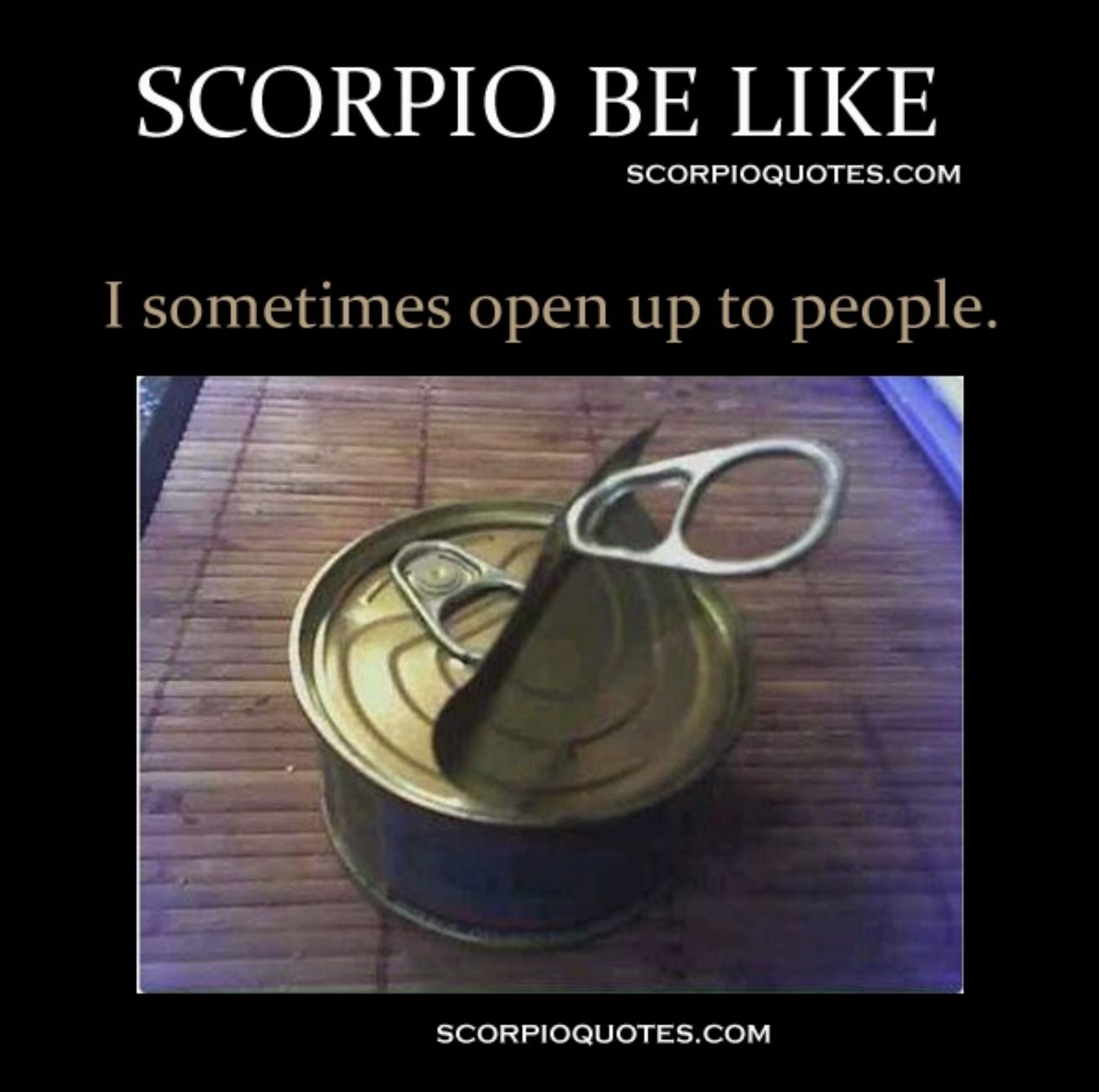 It's Scorpio Season – The House of Dee